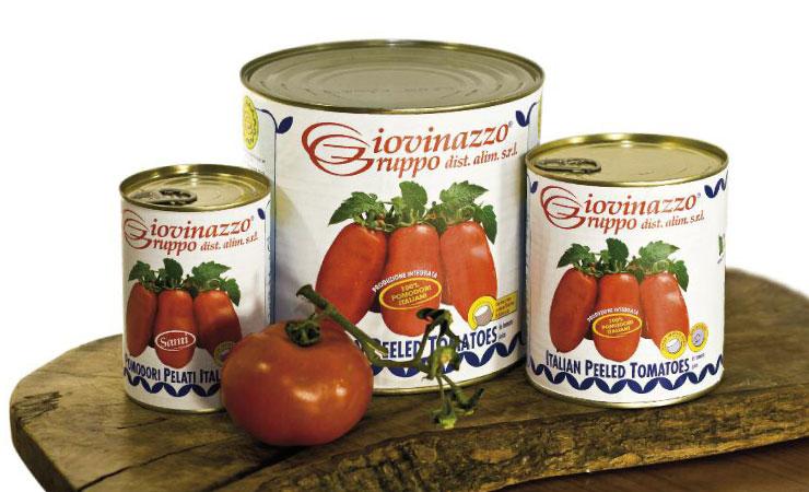 Pomodori pelati Sami